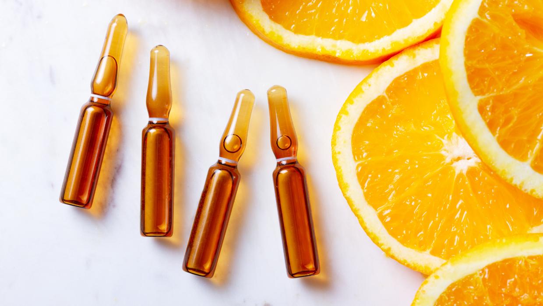 Przegląd serum z witaminą C