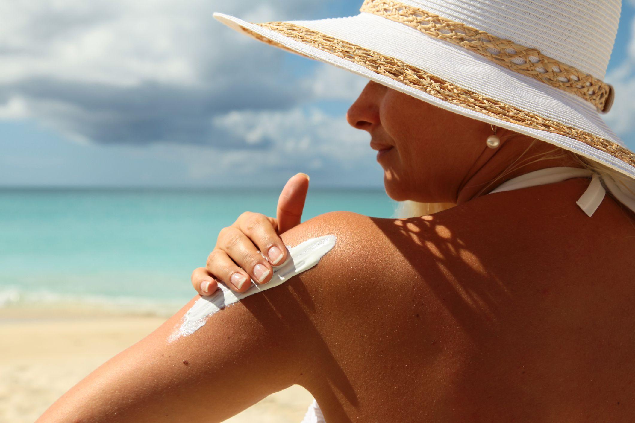 Słońce i filtr UV = para idealna