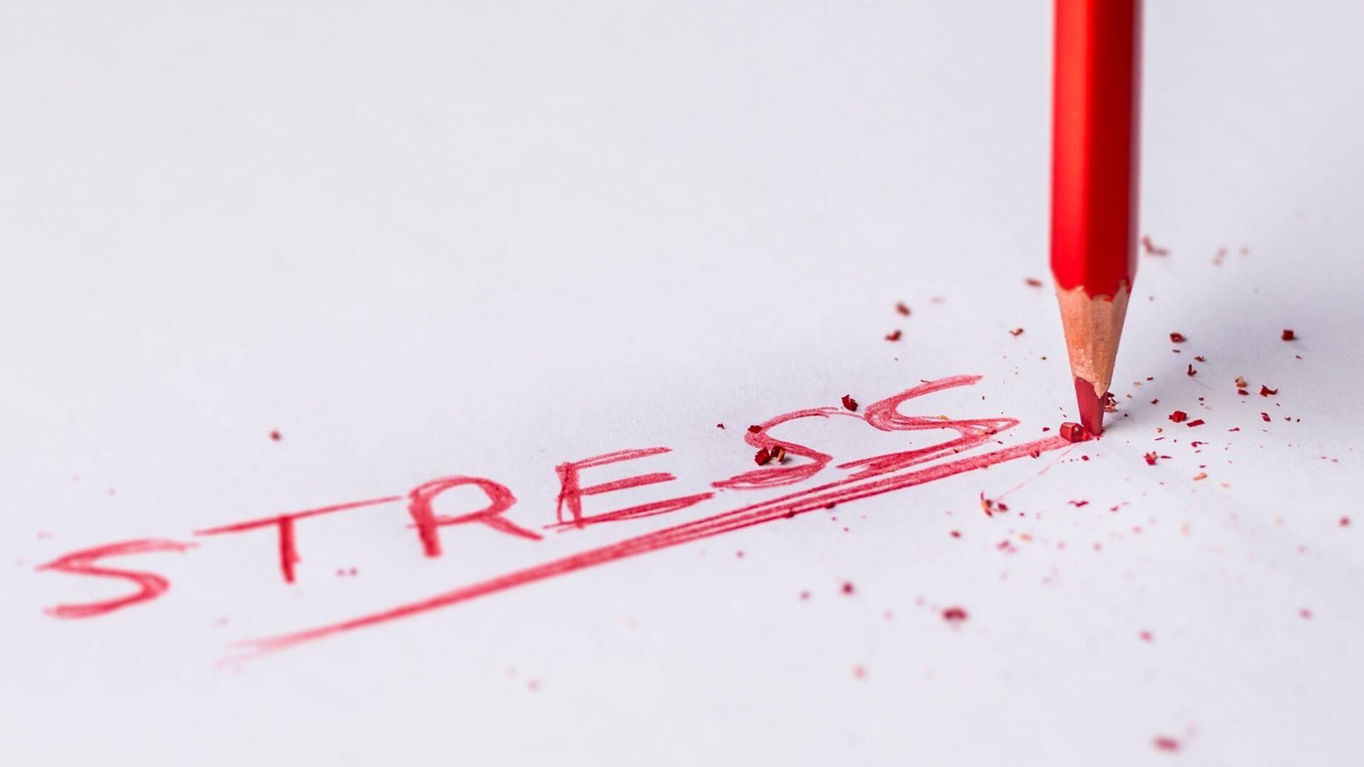 Oddziaływanie stresu na skórę
